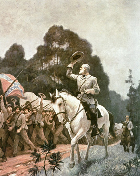 research papers on robert e lee Ulysses s grant and robert e lee ulysses s grant and robert e lee both embodied the dynamic spirit that developed from the goe political trends of their time.