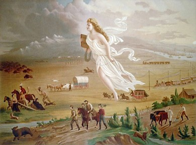 manifest destiny essential civil war curriculum by the late 1830s the idea of a national destiny a manifest destiny had begun to take definitive shape as americans north and south surged west