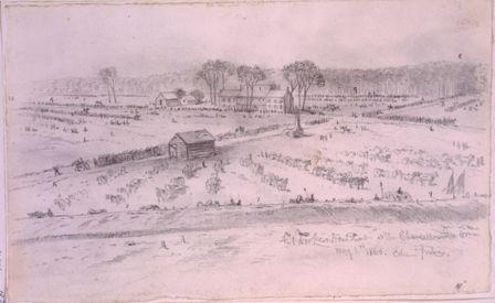 General Joseph Hooker Chancellorsville Civil War Original Book Photo Modern Techniques Historical Memorabilia Collectibles