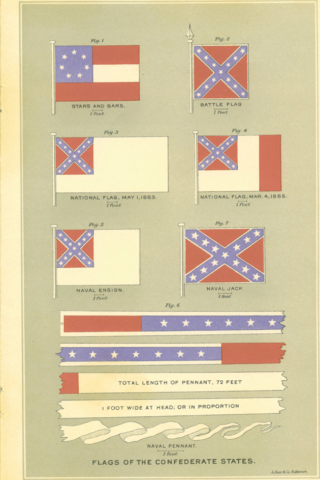 flags of civil war alabama